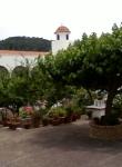 Female monastery near Athens