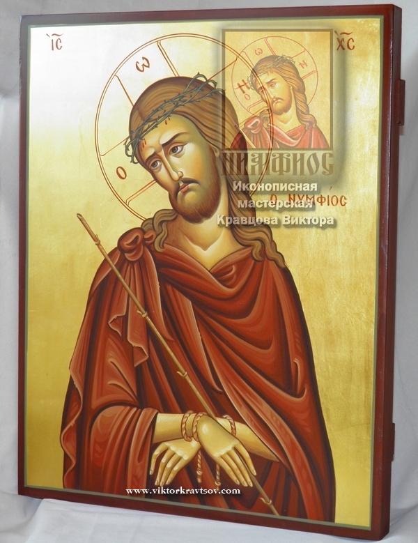 Икону Иисуса Христа