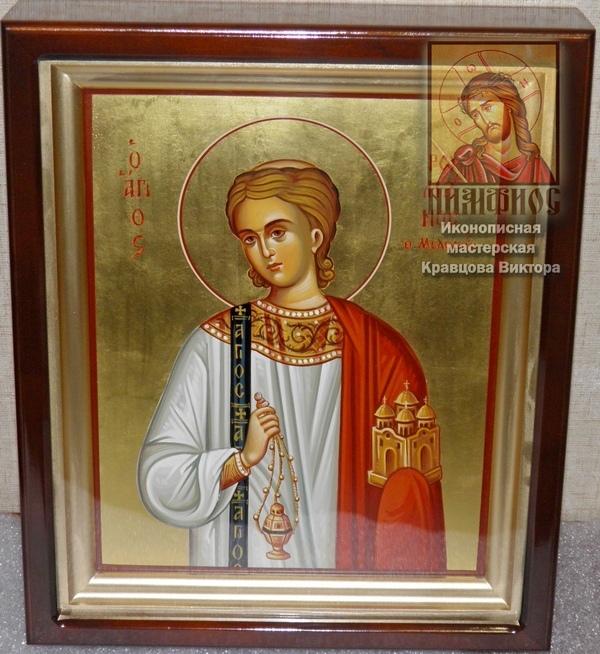 Именная икона Св. Роман