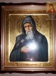 Именная икона Серафим Вырицкий в киоте