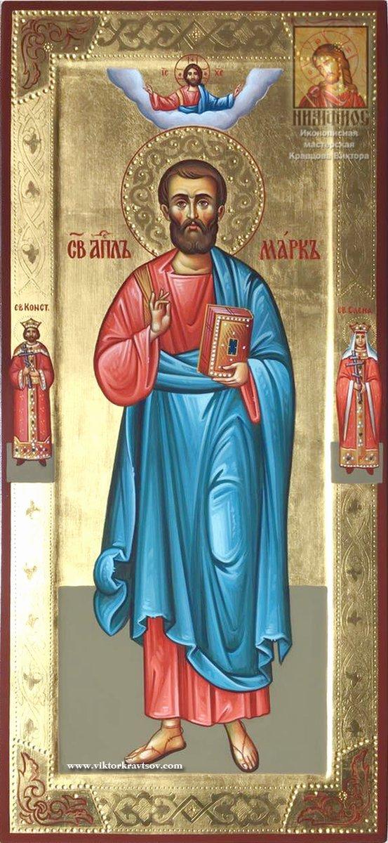 Икона мерная Св. Марк