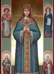 Мерная икона Иулиании