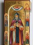 Мерная икона Св. Даниил Московский