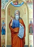 Икона мерная Св. Илья