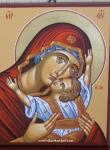 Божия Матерь Гликофилусса (Сладкое Лобзание)