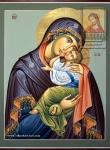 Икона Божией Матери Cладкое Лобзание
