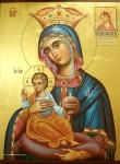 Корфская (Керкирская) Божия Матерь