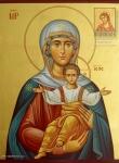 Леушинская икона Богородицы.