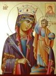 Икона Богородицы Неувядаемый Цвет