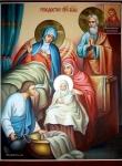 Икона рождество Пресвятой Богородицы
