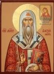 Святой праведный Алексий Московский