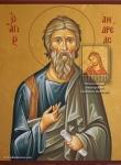 Святой апостол и евангелист Андрей