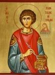 Икона Святой Пантелеимон-целитель
