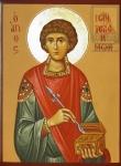 Икона Пантелеймона Целителя