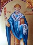 Икона Св. Спиридон Тримифунтский