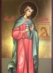 Именная икона Св. Мученица Христина Кесарийская (Каппадокийская)